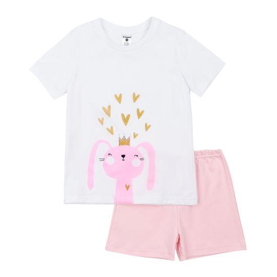 Garnamama dívčí pyžamo s potiskem svítícím ve tmě Neon Summer