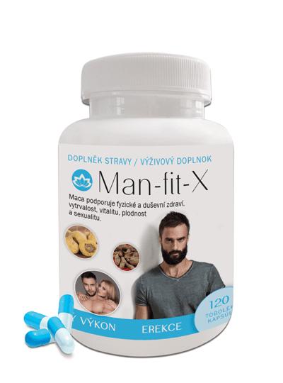 Novax  Man-Fit-X - fyzický výkon, vitalita, vytrvalosť, sexualita, plodnosť
