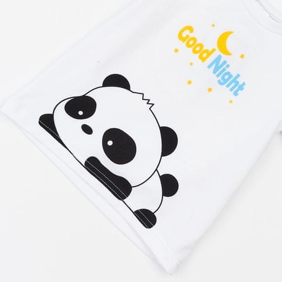 Garnamama dětské pyžamo s potiskem svítícím ve tmě Neon Summer md98773_fm3