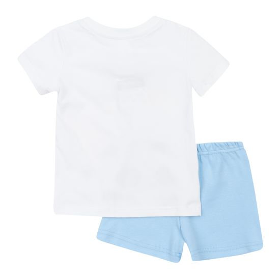 Garnamama dječja pidžama Neon Summer md98773_fm3, print, svijetli u mraku
