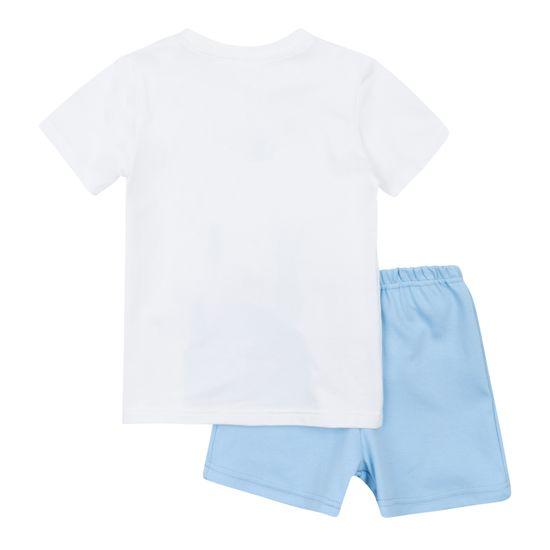 Garnamama otroška pižama Neon Summer, svetleča v temi