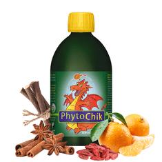 Bylinný přípravek s vitamíny a minerály PhytoChík 480 ml