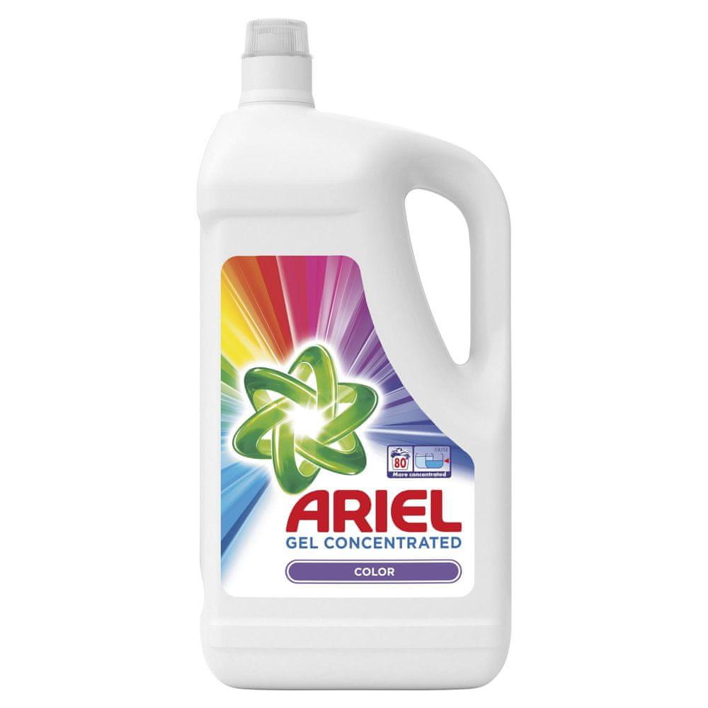 Ariel Color tekutý prací prostředek 4,4 l (80 praní)
