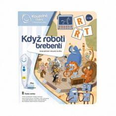 Kouzelné čtení - Když roboti brebentí - Interaktivní mluvící kniha