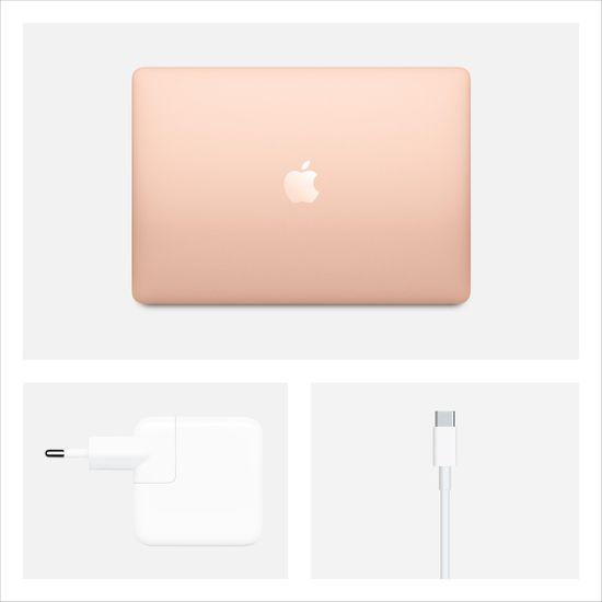 Apple MacBook Air 13 prenosnik, Gold (mwtl2ze/a) - INT KB