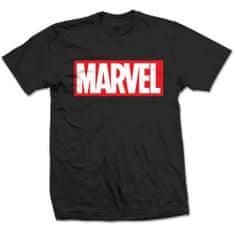 Tričko Marvel Comics unisex černé