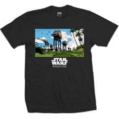 Tričko Star Wars - Rogue One unisex černé