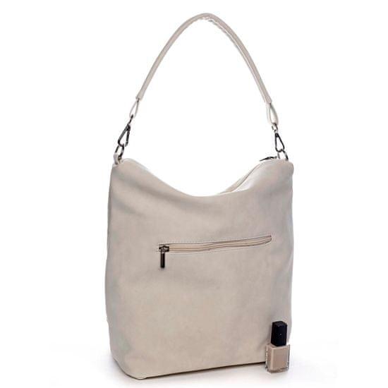 Carine Trendová dámská kabelka ELODIE, béžová
