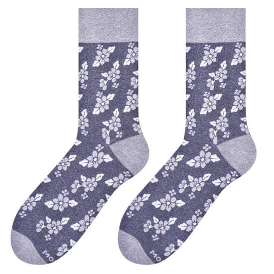 More Pánské ponožky MORE 051 tmavě modrá 39-42
