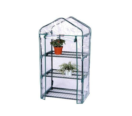 Linder Exclusiv Záhradný fóliovník MC4303-1 130x50x45 cm