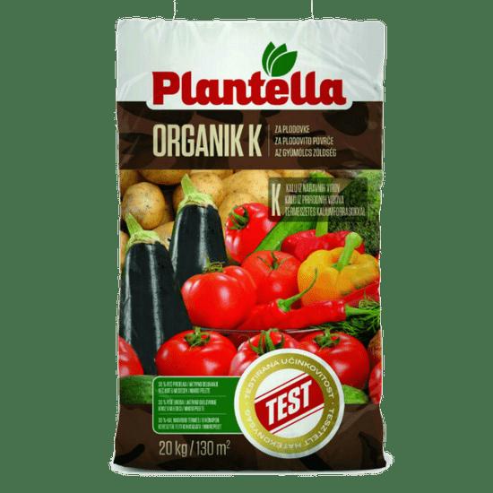 Plantella Organik K gnojivo za voće, 7,5 kg