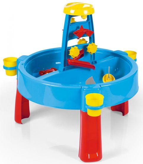 DOLU Játszóasztal 3az1ben