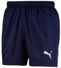 """Puma Active Woven Short 5"""" B Palace Blue fiú rövidnadrág 128, kék"""