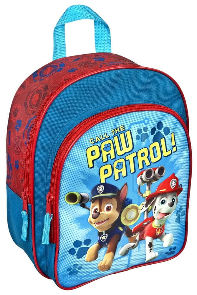 Karton P+P Dětský předškolní batoh Paw Patrol