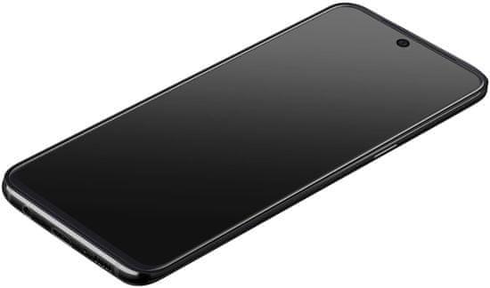 CellularLine Ochranné tvrdené sklo pre celý displej Capsule pre Samsung Galaxy A51 TEMPGCABGALA51K, čierne