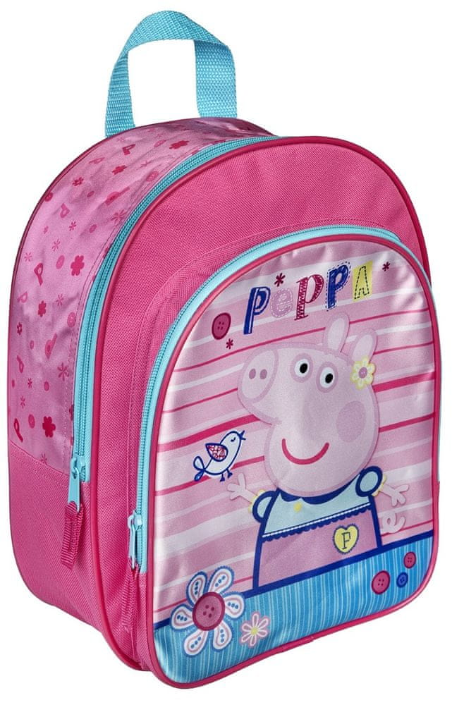 Karton P+P Dětský předškolní batoh Peppa Pig