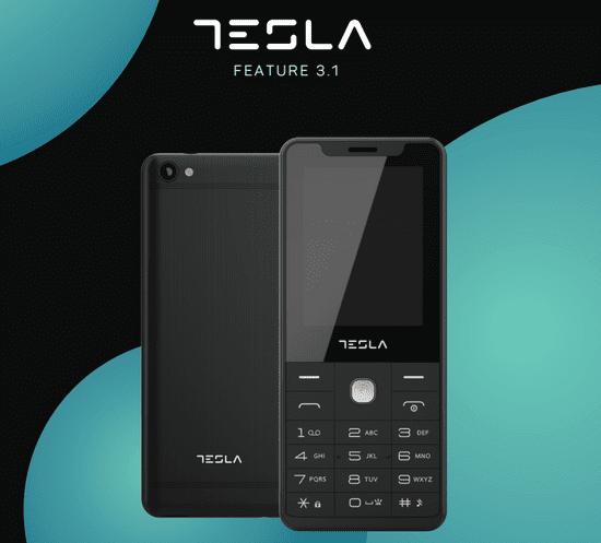 TESLA Feature 3.1 mobilni telefon