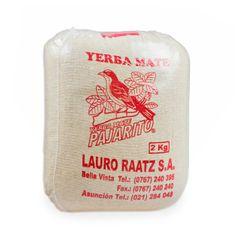 Pajarito Čaj maté - 2kg ve lněném dárkovém balení