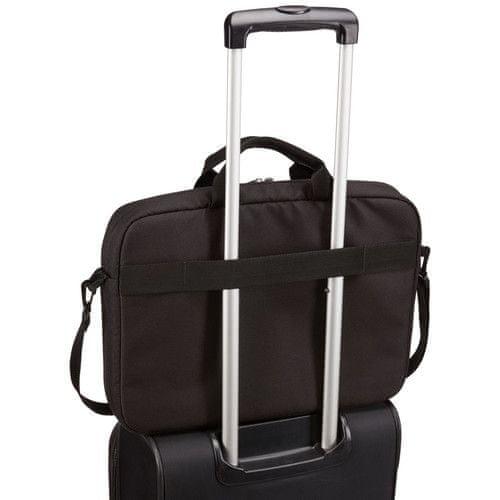 Case Logic Advantage Attache ADVA-117 torba za prenosnik, 43,9 cm (17,3), črna
