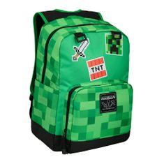 J!nx Minecraft: Survival Badges nahrbtnik, zelen