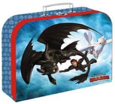 Kufrík lamino 34 cm Ako vycvičiť draka 3
