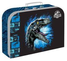 Karton P+P Kufřík lamino 34 cm Jurassic World 2