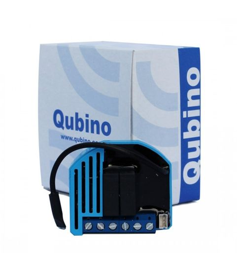 QUBINO Qubino Flush 2 Relé Plus [ZMNHBD1]