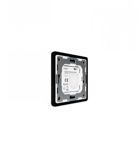 Heatit HEATIT Z-Push Button 2 - Čierny