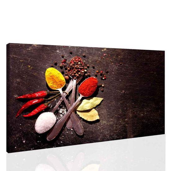 InSmile Obraz do kuchyně vůně koření II Velikost: 120x80 cm
