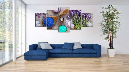 InSmile Levandulové výrobky Velikost: 150x70 cm