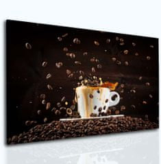 InSmile Vášeň pro kávu Velikost (šířka x výška): 120x80 cm