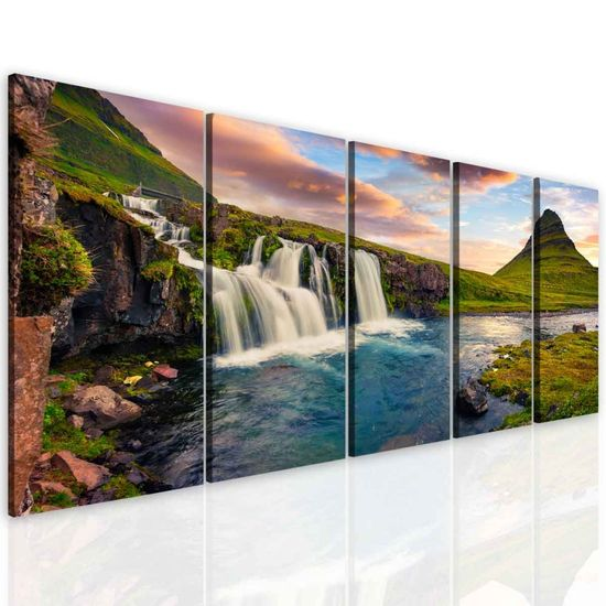 InSmile Obraz vodopády Velikost: 60x50 cm