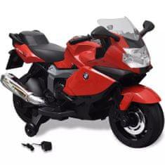 shumee Elektromos BMW 283 gyerek motorkerékpár 6 V piros
