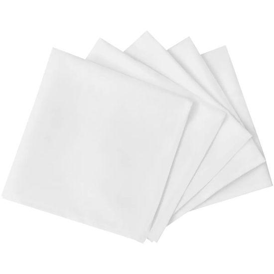 shumee 100 Serwetek na stół/obiadowych 50 x 50 cm