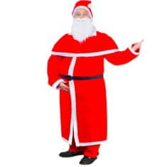 shumee Božični Kostum Božiček Komplet s Plaščem