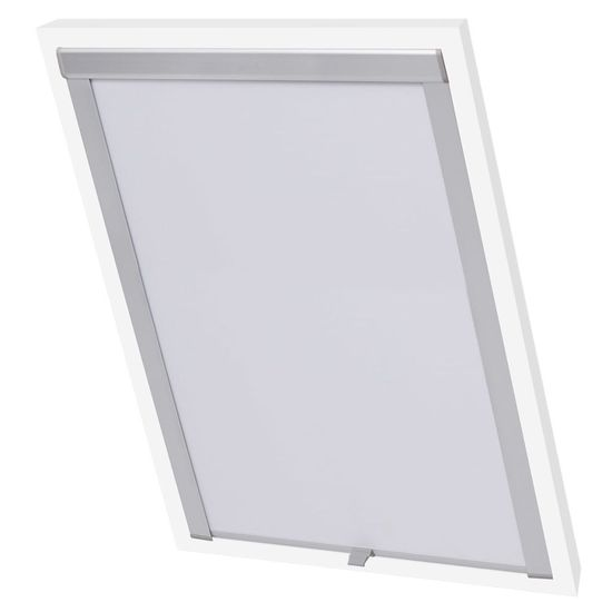 shumee Senčilo za zatemnitev okna bele barve C02