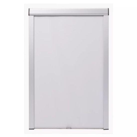 shumee Senčilo za zatemnitev okna belo 206