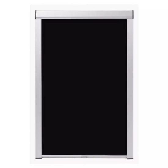 shumee Roleta zaciemniająca, czarna, C02