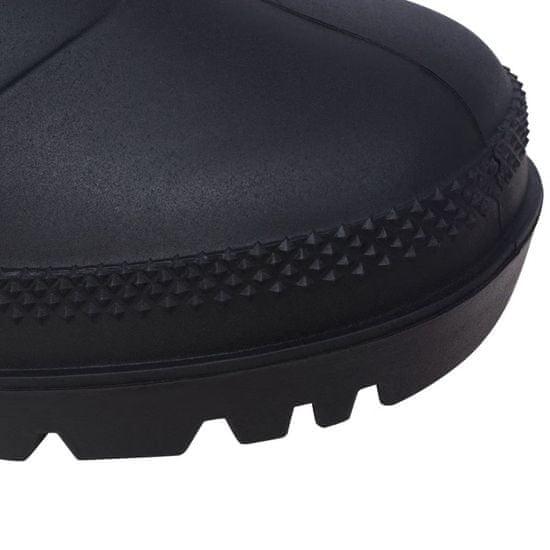 Greatstore Gumáky, veľkosť 45, čierne