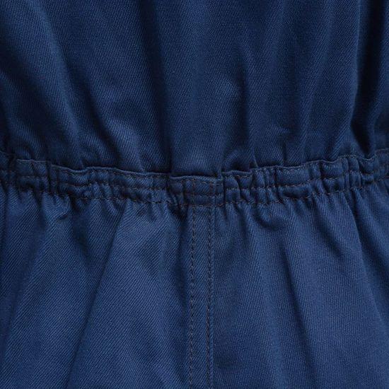 shumee Otroške Delovne Hlače z Naramnicami Velikost 134/140 Modre
