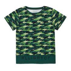 Garnamama chlapecké tričko 92 zelená