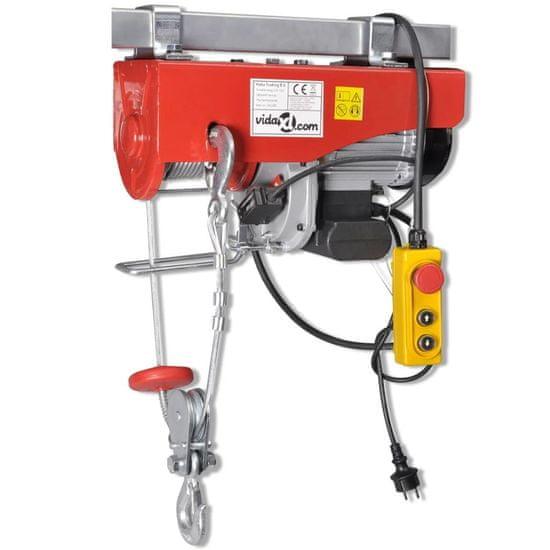 shumee Električna Dvigalka 1300 W 500/999 kg