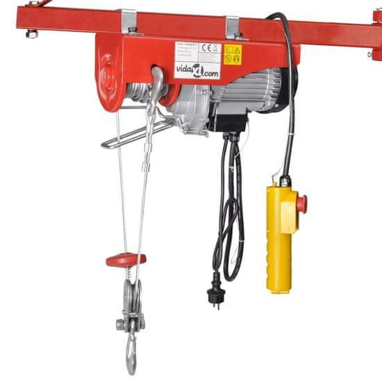 shumee Električna Dvigalka 1000 W 200/400 kg