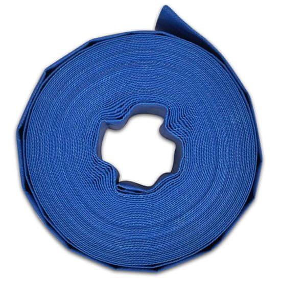 shumee Ploščata požarna cev PVC 25 m 2 inča / 5 cm