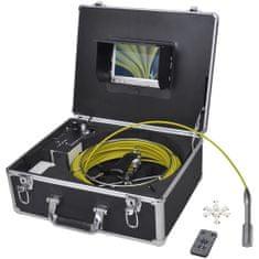 shumee Potrubní inspekční kamera 30 m s DVR kontrolní skříňkou