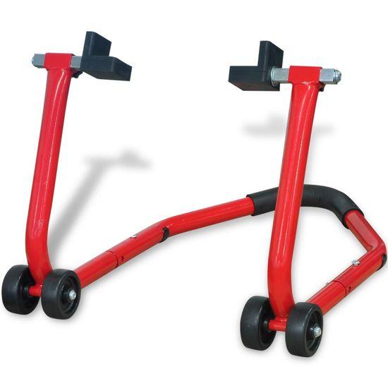 shumee motorkerékpár alátámasztó piros