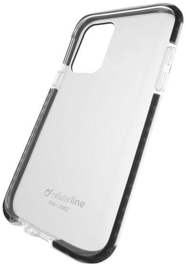 CellularLine Ultra ochranné puzdro Tetra Force Shock-Twist pre Samsung Galaxy A51 TETRACGALA51T, číre
