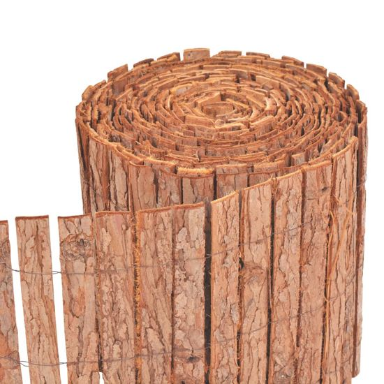 shumee Plot z kôry stromu 1000x30 cm