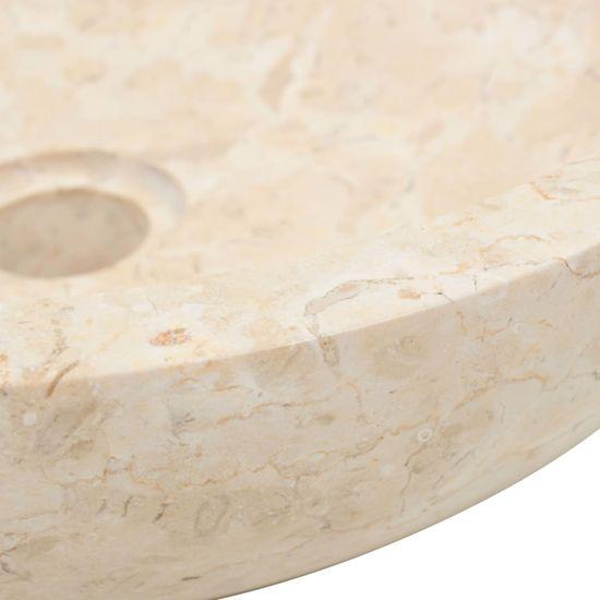 shumee kúpeľňová skrinka s teakovým drevom z mramoru a drezu