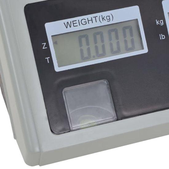 shumee Digitalna tehtnica 30 kg s polnilnimi baterijami